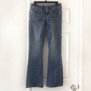 Gap 1969 Perfect Boot 26/2r Blue Jeans